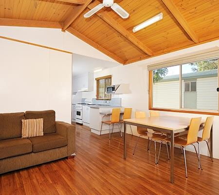 Banksia Cabin