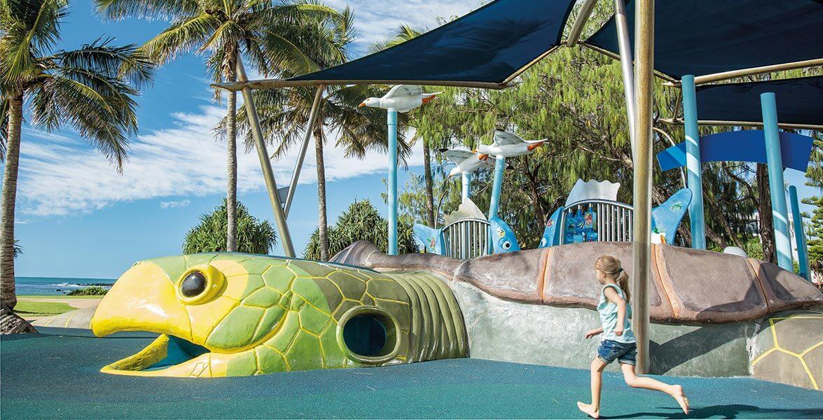Three-day turtle holiday itinerary in Bundaberg
