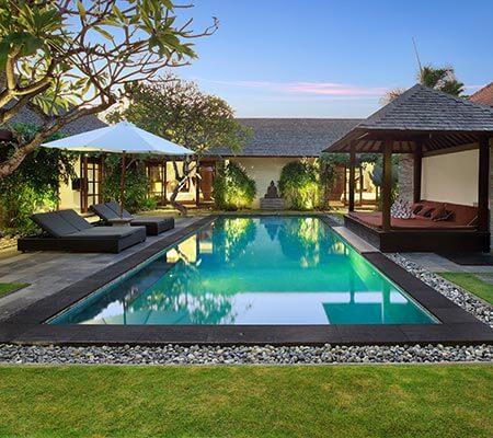 Four Bedroom Presidential Pool Villa