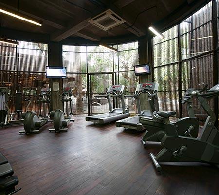 Gym at Peppers Seminyak