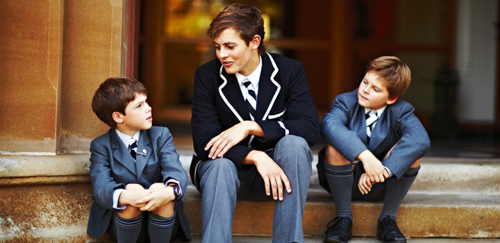 Boys from Newington College, Sydney