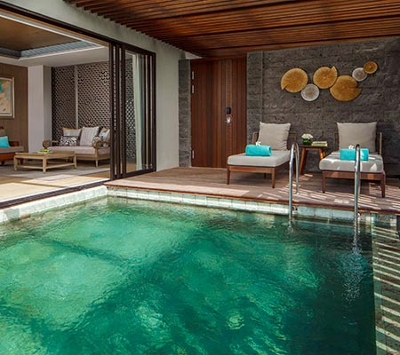 Jimbaran Pool Suite