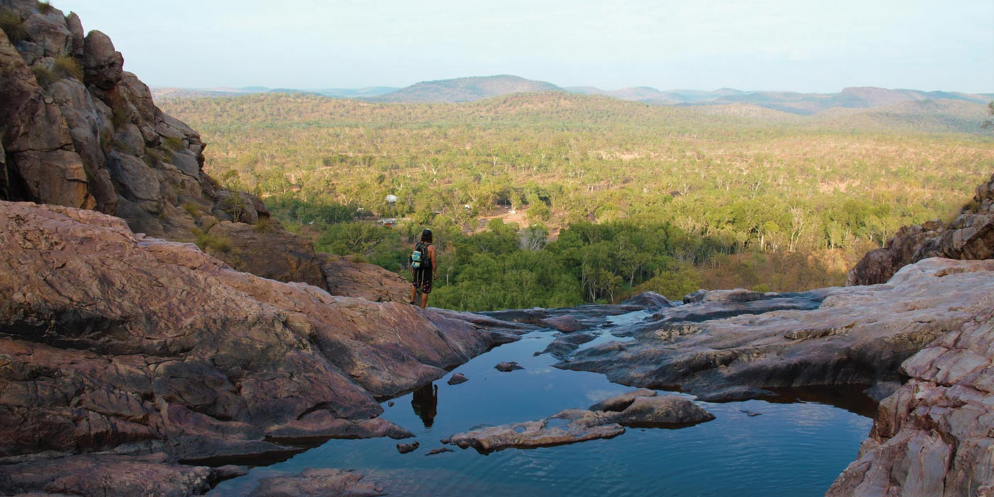 Why Kakadu with a toddler is worth the effort