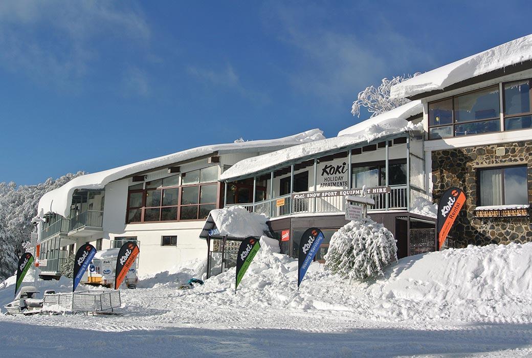Koki Alpine Resort