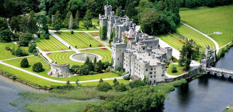 Ashford Castle Hotel Country Mayo