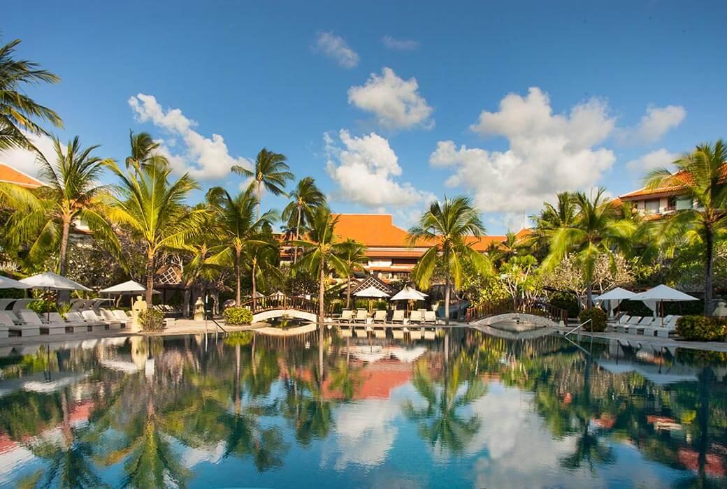 Main pool at The Westin Resort Nusa Dua, Bali