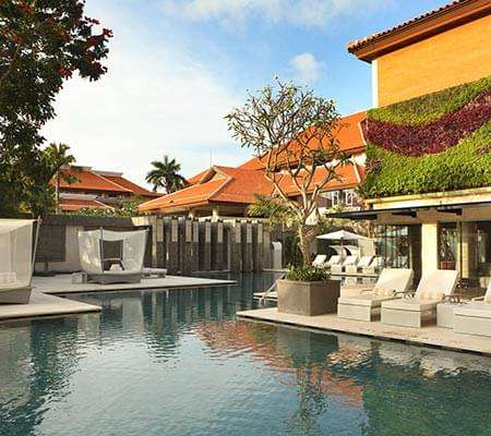 Premium Wing Pool at The Westin Resort Nusa Dua, Bali
