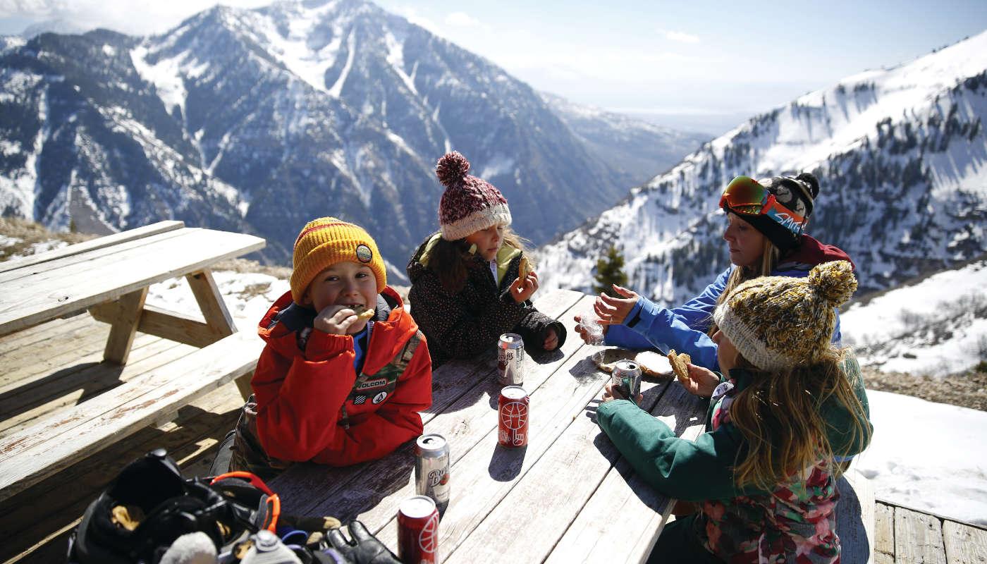 Sundance Mountain Resort © Marc Piscotty