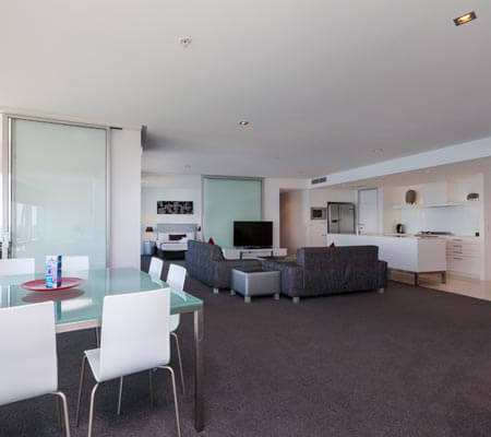 Three Bedroom Ocean Spa Apartment