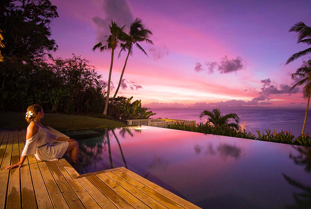 Raiwasa Private Resort, Fiji