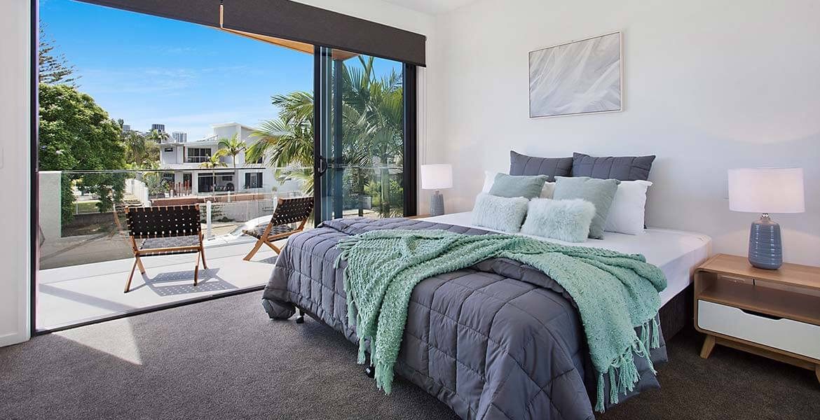 Bedroom of a Elite Holiday Home
