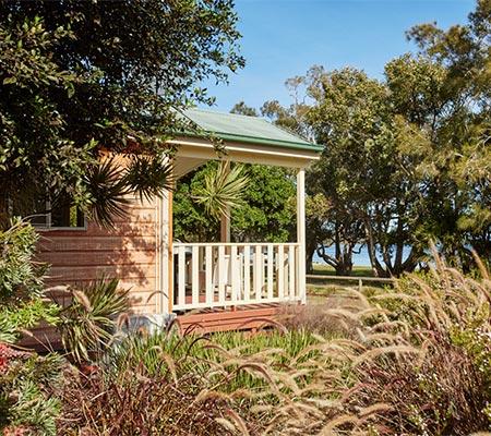 Canton Beach Holiday Park Villa