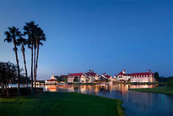 Disney's Grand Floridian Hotel & Spa