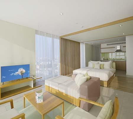 Fusion Suites Da Nang Beach