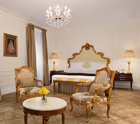 Junior Suite The Plaza Hotel New Yrork