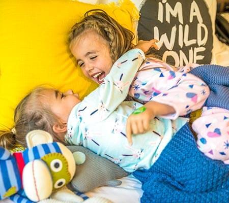 Kids at Holiday Inn Melbourne on Flinders