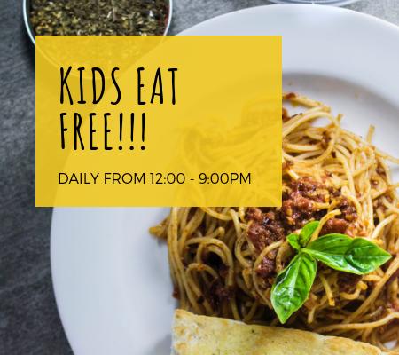 Kids eat free at The Sebel Residences Melbourne Docklands