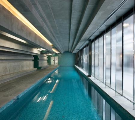 Pool at The Sebel Residences Melbourne Docklands