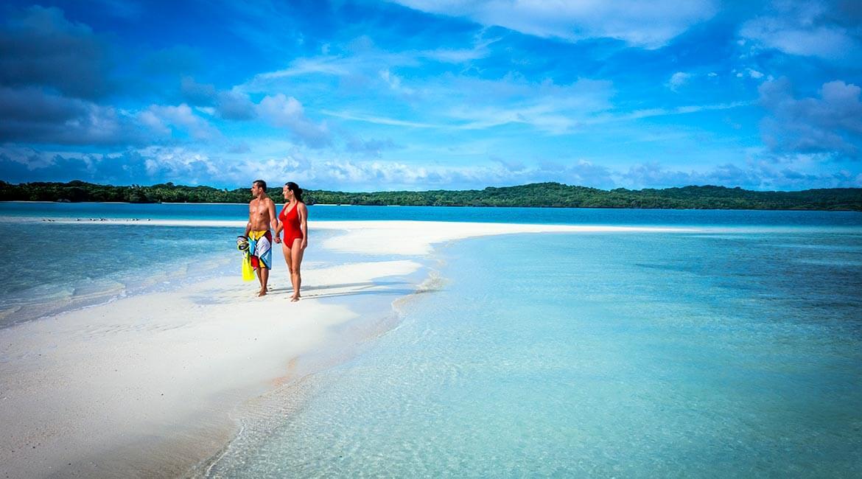 Sandsplit in Fiji