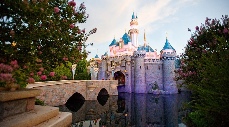 Sleeping Beauty Castle, Disneyland Resort, California