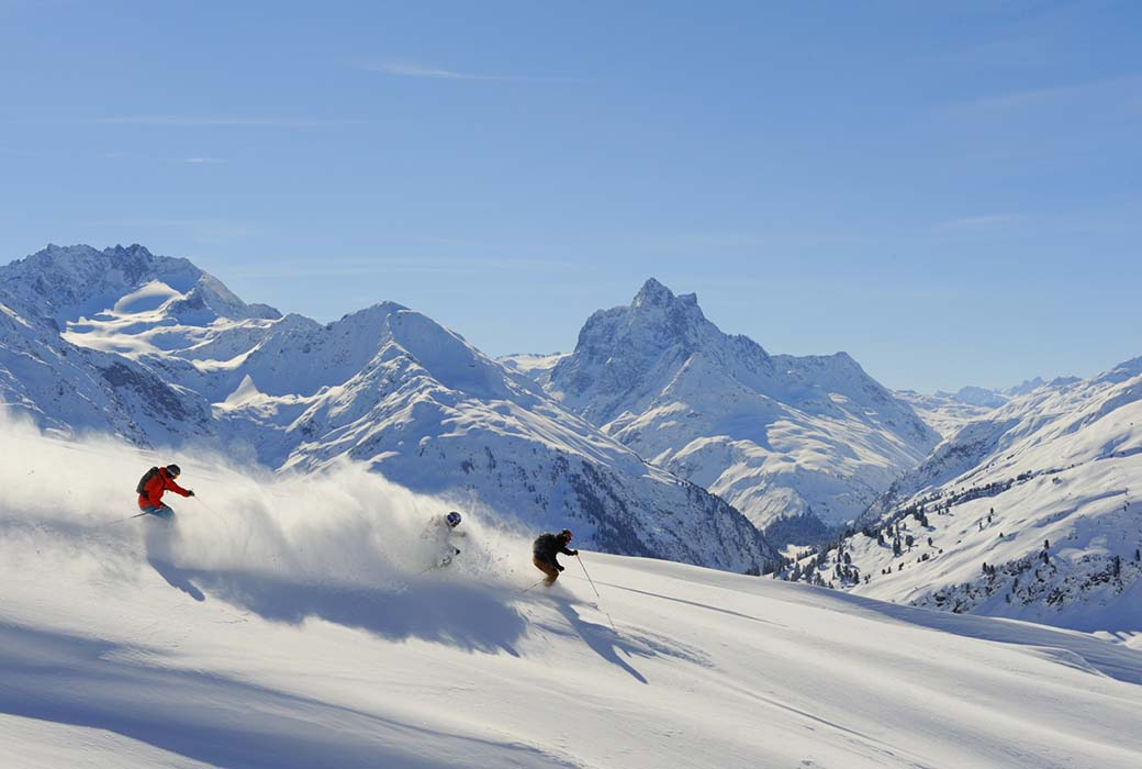 St Anton am Arlberg, Europe's best family ski resorts