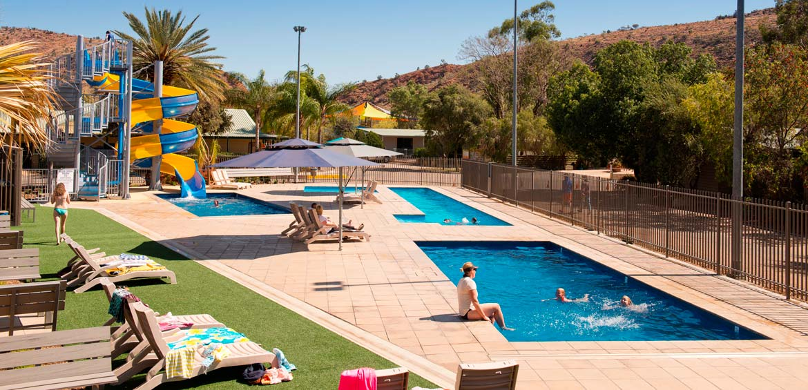 BIG4 MacDonnell Range Holiday Park