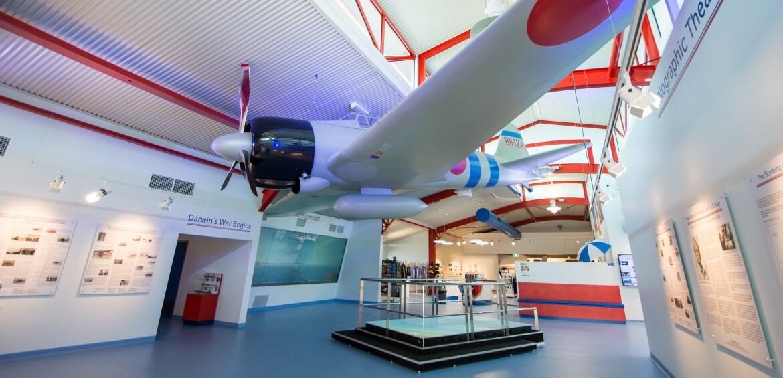 Royal Flying Doctor Service Darwin Tourist Facility