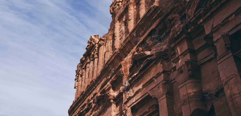 Petra, Jordan wonders of the world
