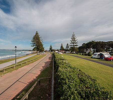TOP 10 Holiday Parks, North Island