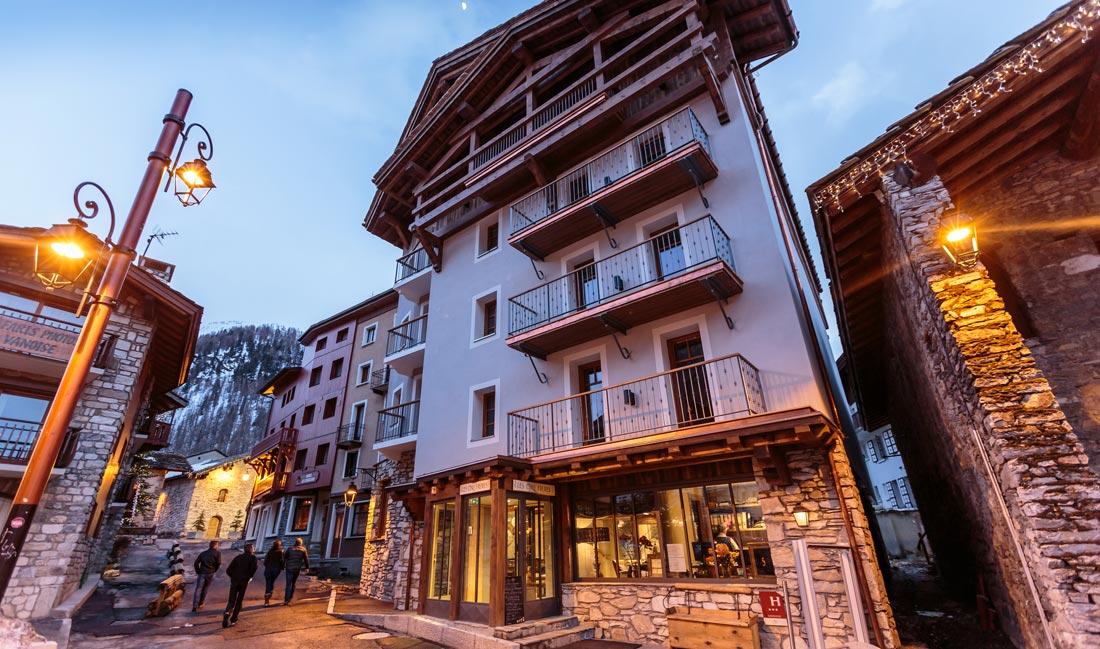 Maison De Famille Les 5 Freres, Val d'Isère