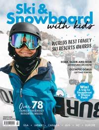 Ski & Snowboard with Kids