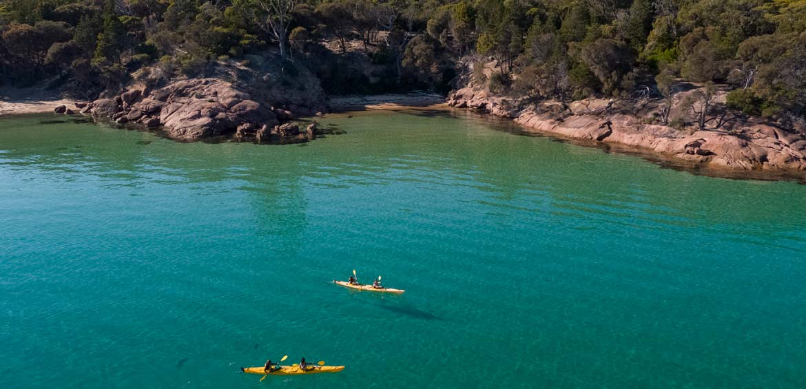Freycinet National Park © Freycinet Adventures