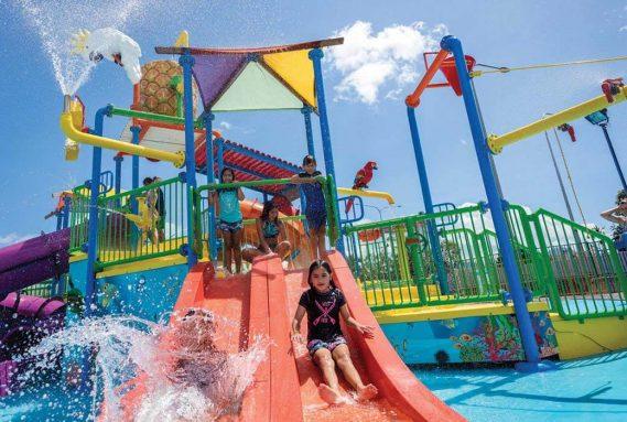 Kids having fun at BIG4 Ingenia Holidays Cairns Coconut