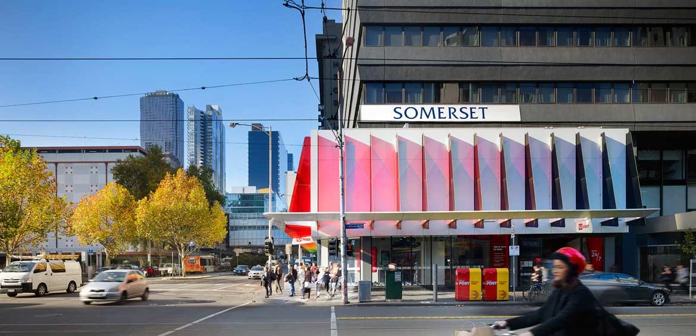 Somerset on Elizabeth Melbourne