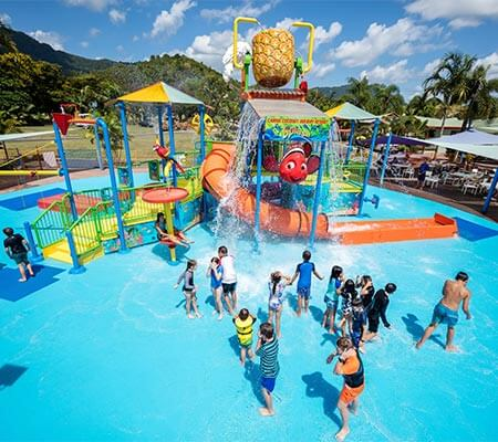SPLASH Water Park at BIG4 Ingenia Holidays Cairns Coconut