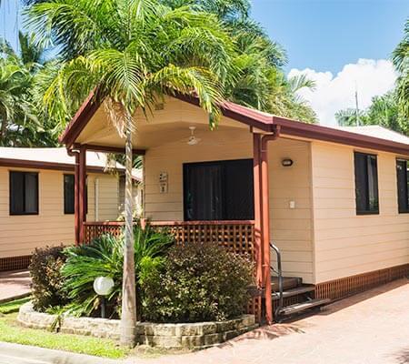 Tropical Ensuite Cabin