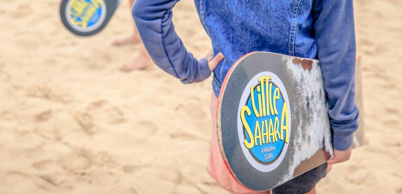 Little Sahara Sand Boarding