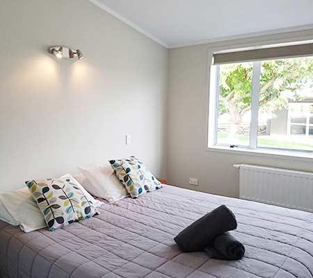 Two bedroom motel at Taupo DeBretts Spa Resort