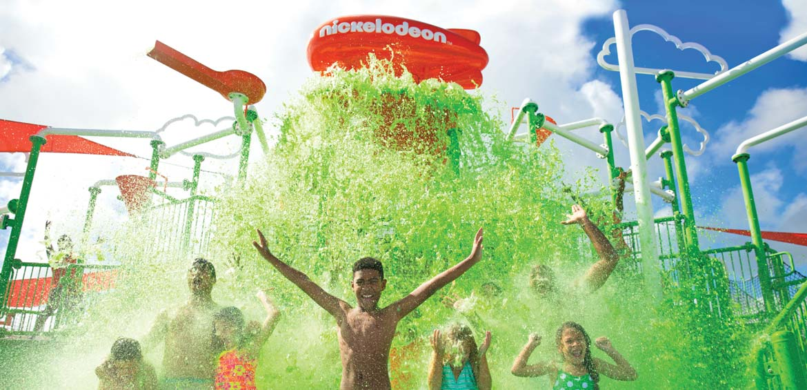Nickelodeon Hotels & Resorts, Punta Cana, Dominican Republic