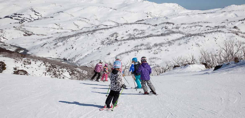 Perisher, ski & snowboard, snow