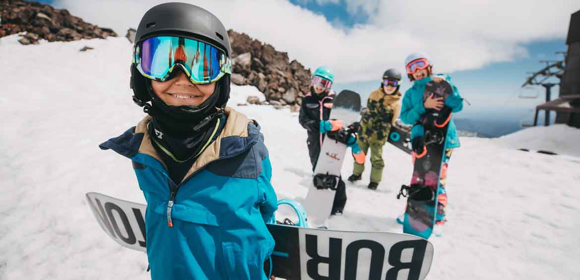 Burton, first-time snowboarders, snow, snow gear