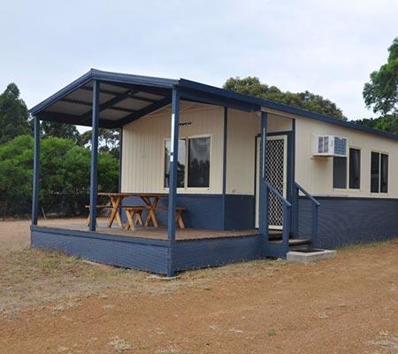 Baxters Luxury Park Cabin