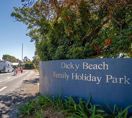 Dicky Beach Family Holiday Park