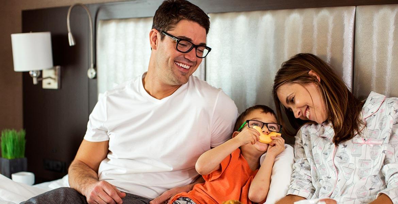 Family fun at Holiday Inn Sydney Airport