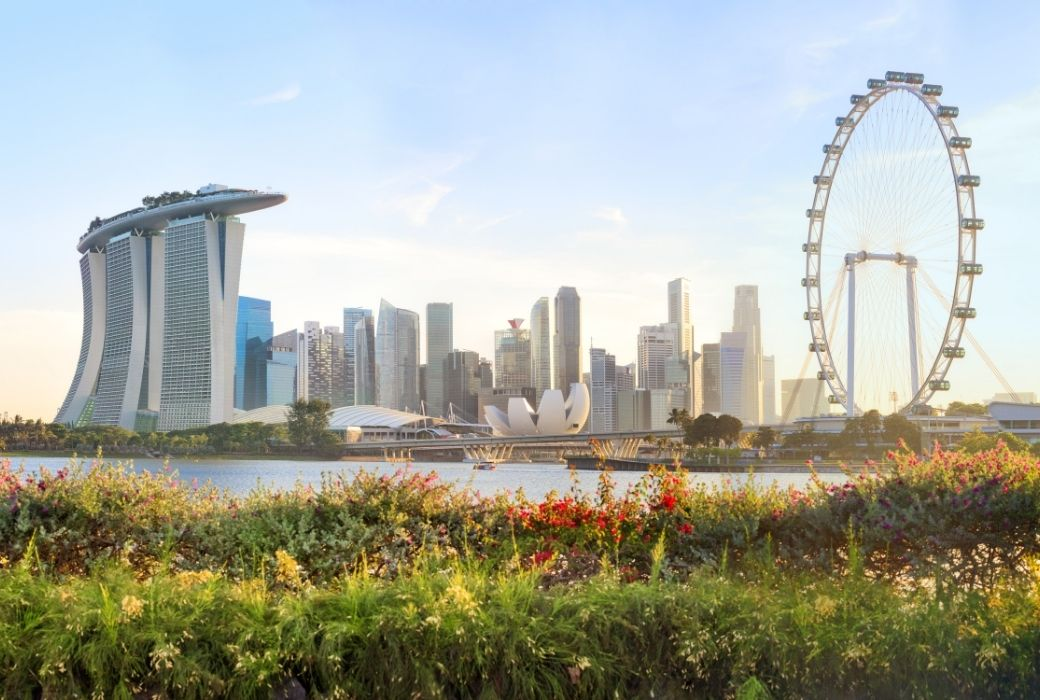 Things to do in Singapore with kids - flyer
