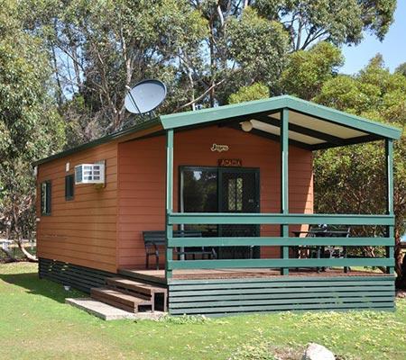 Hakea & Acacia Park Cabins