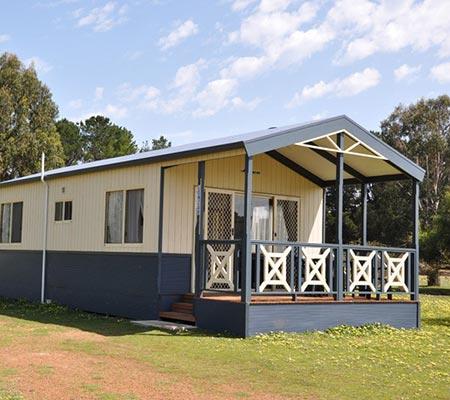 Halls & Lonzars Luxury Park Cabins