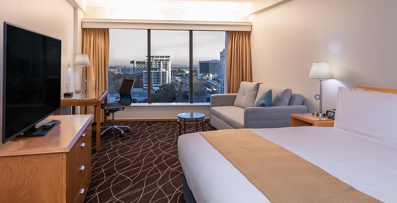 King Room at Holiday Inn Sydney Airport
