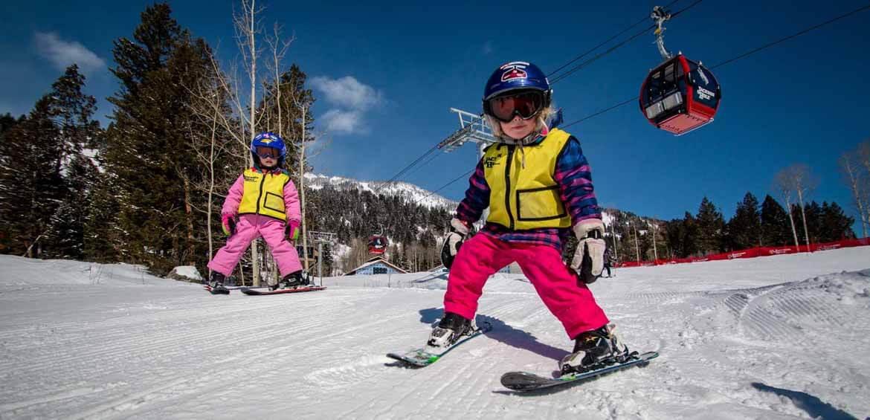 Jackson Hole, snow, ski & snowboard