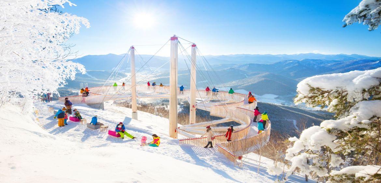 Hoshino Resorts Tomamu, ski & snowboard, snow, Japan